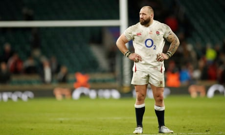 Joe Marler likely to be available for England when games resume