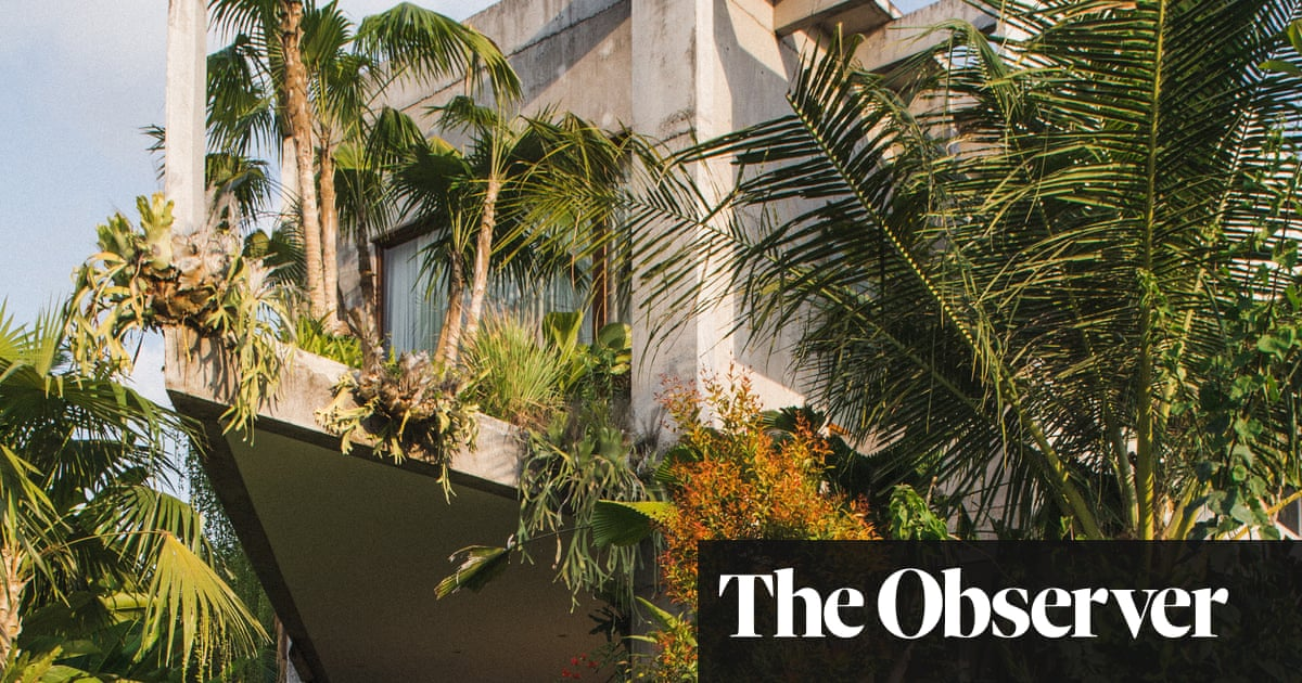 Fantasy island: a British designer's home in Bali
