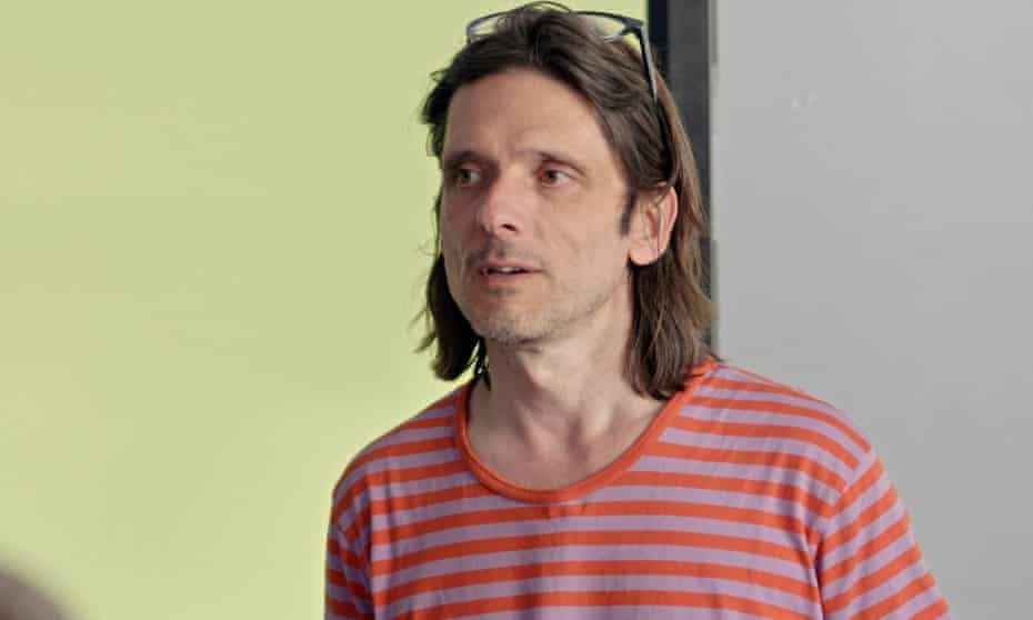 Jeremy Deller during Everybody in the Place.
