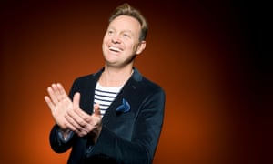 'If I hear one of my songs being played, I'm eternally grateful': Jason Donovan.