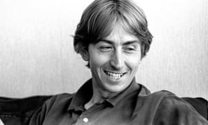 Mark Hollis photographed in London, 1990.
