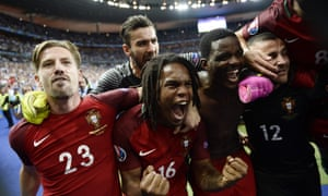 GVC benefitted from Euro 2016, won by Portugal