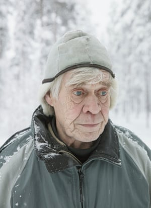 Timo, Sodankylä, Finland by Joel Redman