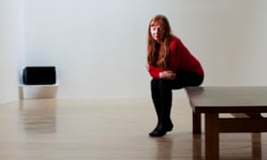 Susan Philipsz, winner of the 2010 Turner prize.