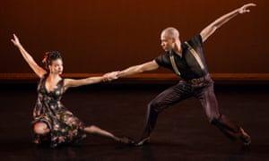 Piazzolla Caldera by Alvin Ailey American Dance Theater.