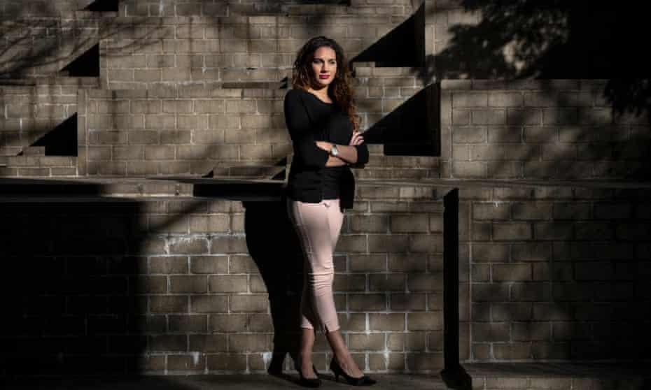 Lauren Miranda.