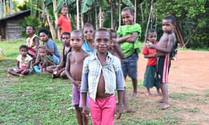 While news of the violence against West Papuans makes news, West Papuan refugees face less dramatic grinding hardships of displacement and sickness.