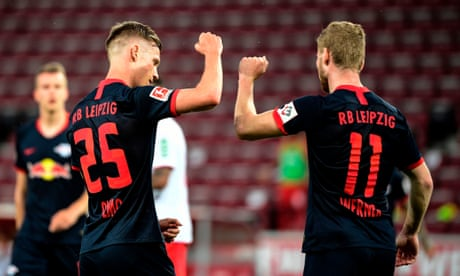 Cologne 2-4 RB Leipzig: Bundesliga – live!