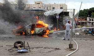Suicide bombing in Tartus, Syria.