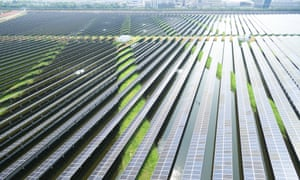 Some of our most valuable coal customers are investing heavily in renewable energy, with China meeting its carbon target ahead of time.