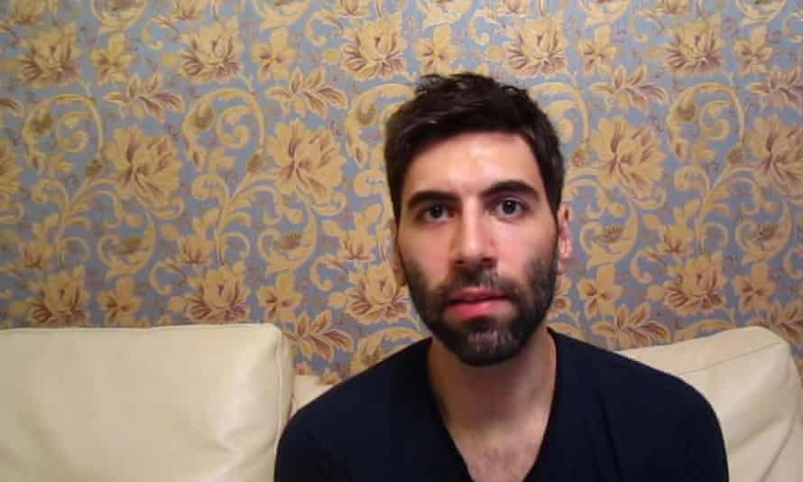 Roosh V, whose views are ostentatiously vile