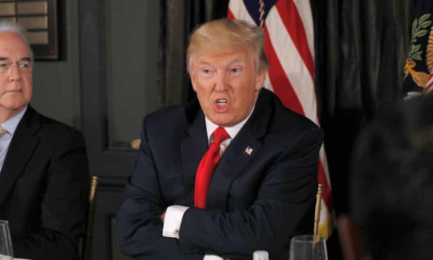 Officials said Trump's comments 'raised concern of a lack of cultural sensitivity and decorum'.