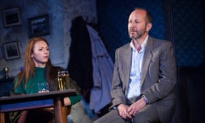 The Weir royal lyceum edinburgh Lucianne McEvoy  and Frank McCusker