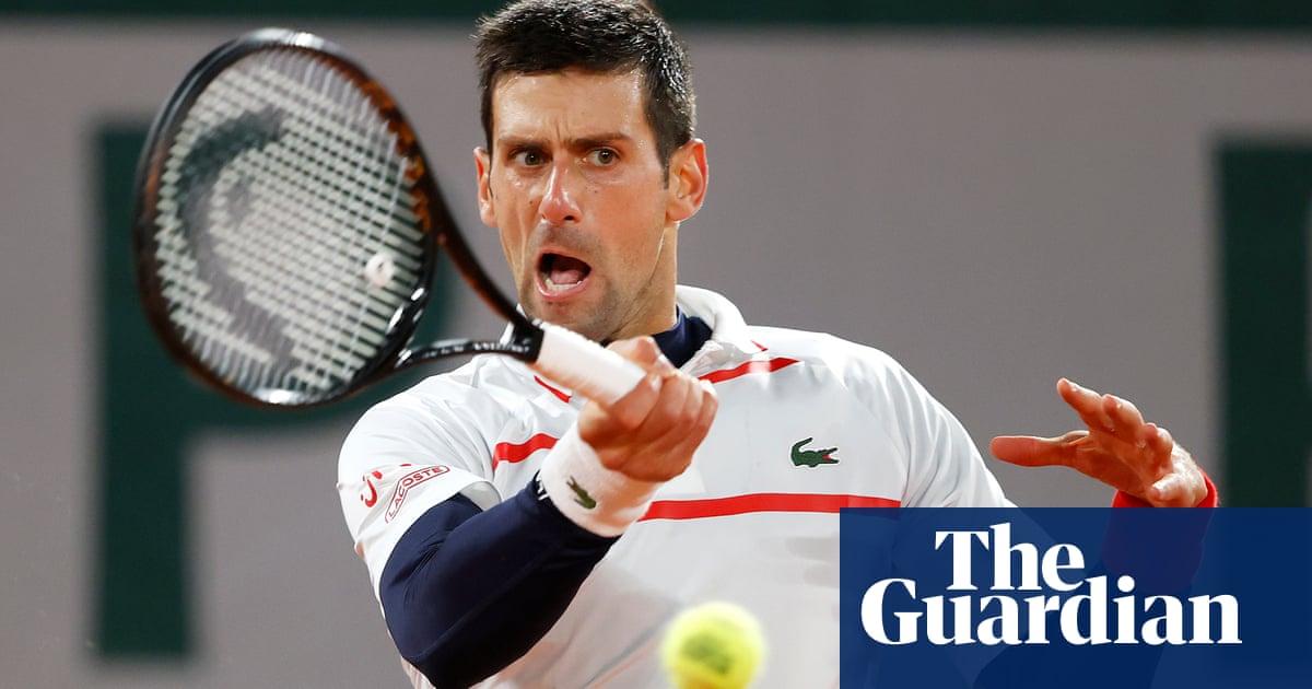 Novak Djokovic enters French Open semi-finals but faces fitness battle