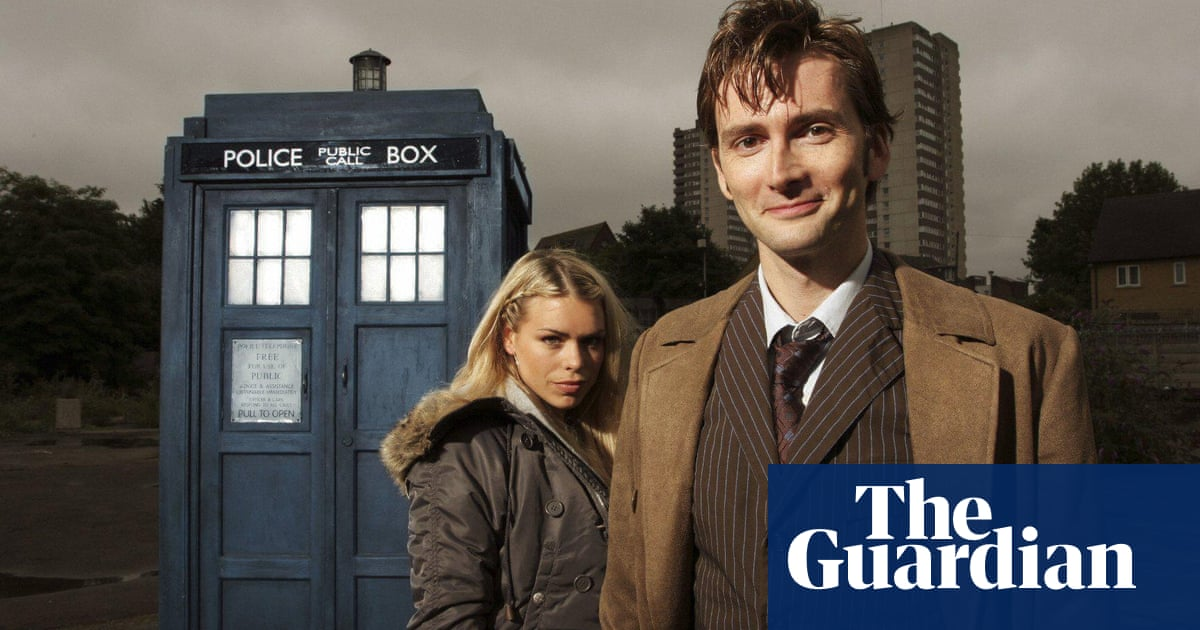 David Tennant voted the people's favourite Doctor Who