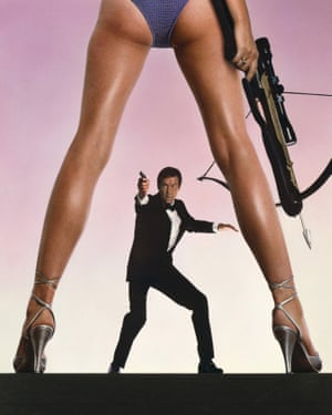 Roger Moore in  For Your Eyes Only, 1981