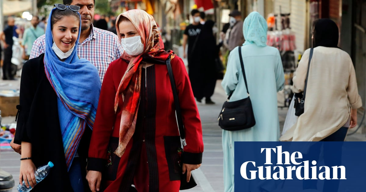 Iran faces crisis amid record number of daily coronavirus infections - the guardian