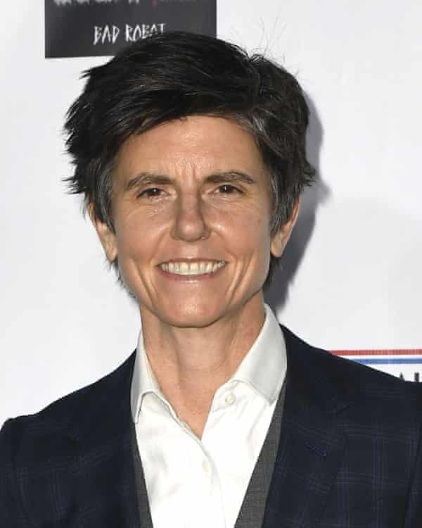 Tig Notaro, who plays Marianne Peters in Army of the Dead.