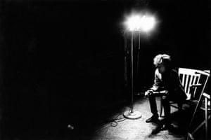 Bob Dylan, Silver Factory, 1965