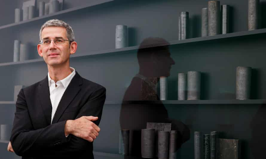 'Much of my ceramic work is a conversation with the poetry of Paul Celan' … Edmund de Waal.