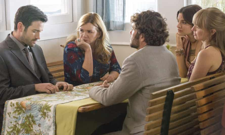 The Affair: throw them in the Grand Canyon.