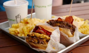 The UK burger market is valued at more than £3bn.