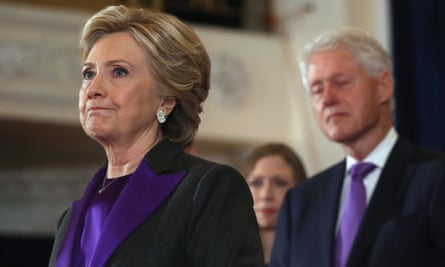 A story about Hillary Clinton murdering people was among the conspiracy theories spread on Facebook during the election.