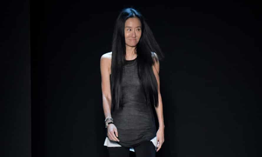 Vera Wang: feted in her mid-50s.