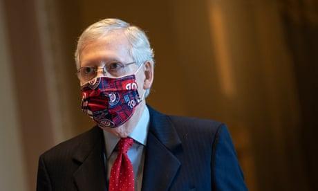 US politics: coronavirus bailout funding remains in limbo – live updates
