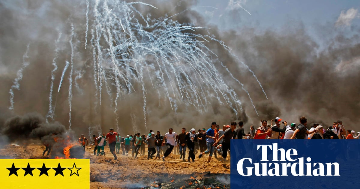 One Day in Gaza review – an almost unwatchably vivid vision of carnage