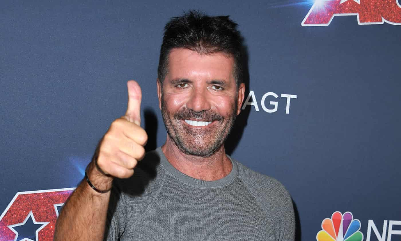 Is Simon Cowell's surprising new face a vision of our deepfake future?