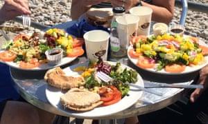 surfside cafe gower