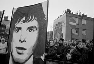 25th anniversary of Bloody Sunday, Derry 1997