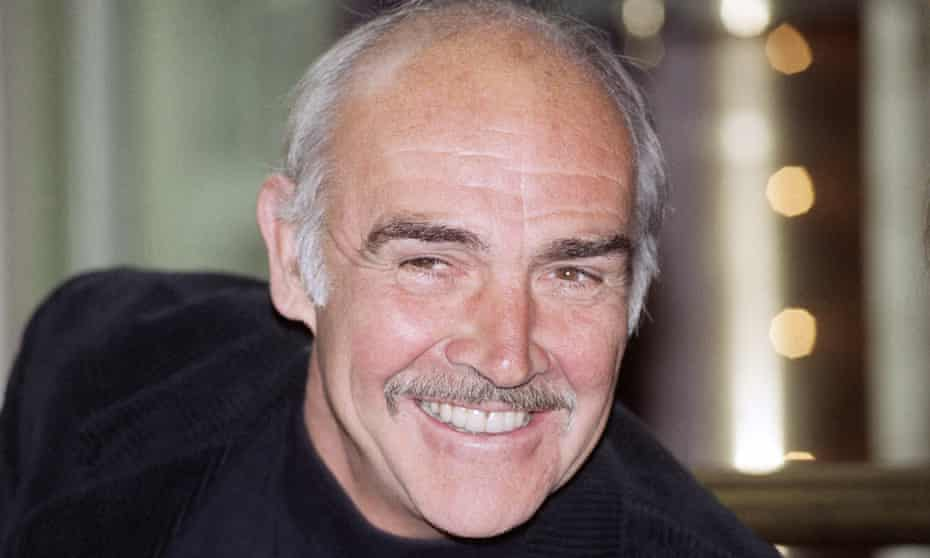 Connery in 1992