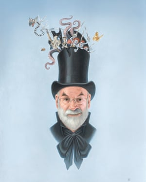 The Imaginarium of Professor Pratchett