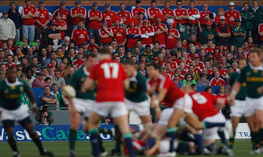 Proposals by South Africa's National Olympic Committee are potentially an encouraging development for the chances of fans being present at the Lions Tests in July and August.