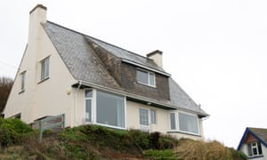 Property in Woolacombe.