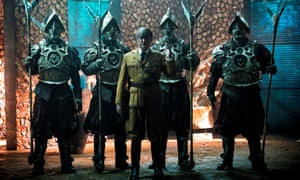 Lost in space … Iron Sky: The Coming Race