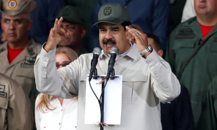 Venezuela's President Nicolás Maduro has ordered ' a full and exhaustive investigation of this regrettable event', according to the information minister.