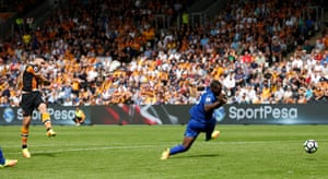 Robert Snodgrass fires Hull back in front with a sublime strike.