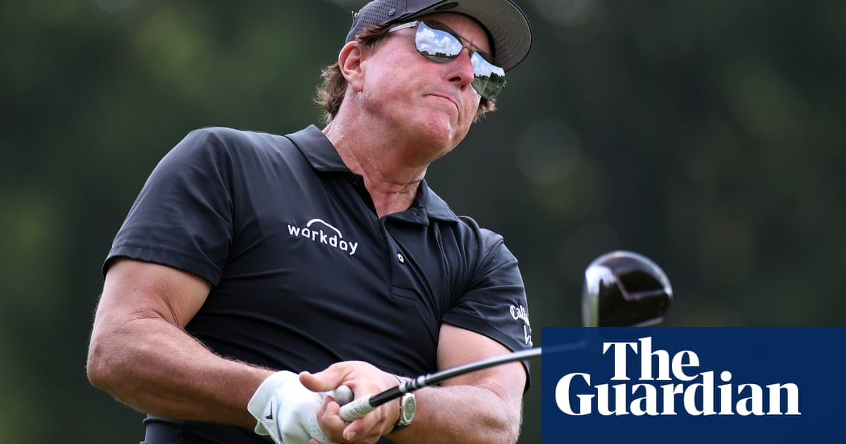 Ryder Cup might miss Phil Mickelson but chaotic form is hard to ignore | Ewan Murray