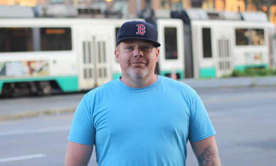 Former Boston firefighter Sean Berte spent eight months in prison for illegally growing and selling marijuana.
