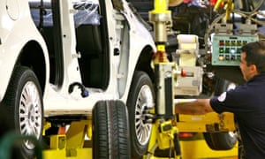 Fiat production line