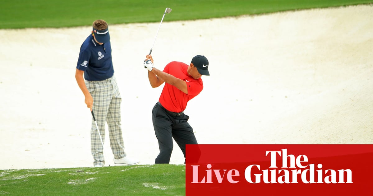 The Masters 2019: final round – live!