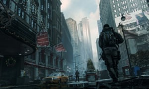 Tom Clancy's The Division review – fascinating and fun but