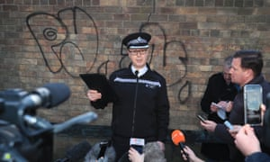 Chief Superintendent Phil Ward (pictured) said officers had found Libby Squire's mobile phone at her home.