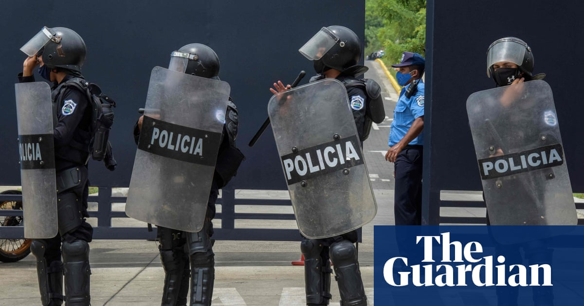 'We are in this nightmare': Nicaragua continues its brazen crackdown