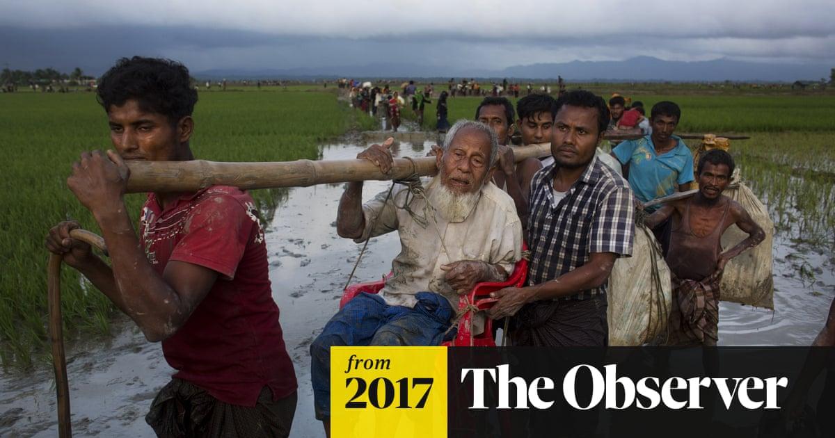 Thousands of Rohingya flee Myanmar amid tales of ethnic