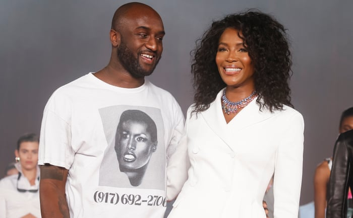 c03d0b4d Kanye West collaborator Virgil Abloh: 'My brand started in the alleys of  the internet' | Fashion | The Guardian