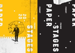 The cover of Paper Stages.